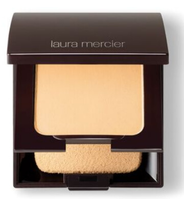 laura mercier powder with sponge
