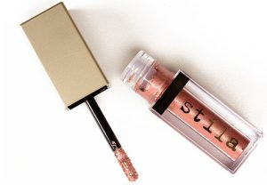 Rose Gold Retro Stila Magnificent Metals Glitter & Glow Liquid Eye Shadow
