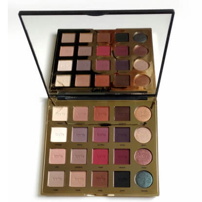 tarteist pro eye shadow palette by tarte