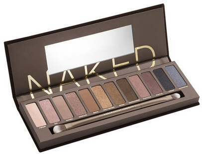 urban decay naked open palette