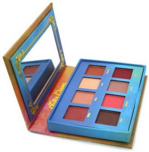 lime crime venus package open palette with mirror