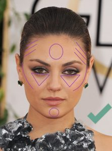 contouring - round face how to