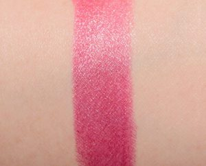 Viva Glam 4 by Mac swatch on skin