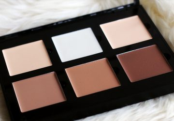 cream contour kit by anastasia beverly hills open palette