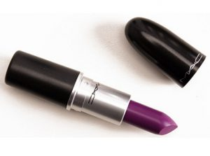 heroine lipstick by MAC