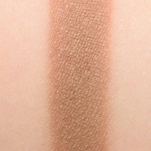 cahmere bunny eye shadow natural eyes palette swatch on skin