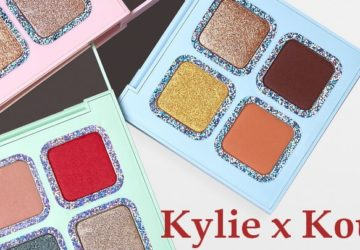 kylie kourt Kylie x Kourt eyeshadow collection
