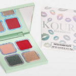kylie kourt eye shadow palette the green palette