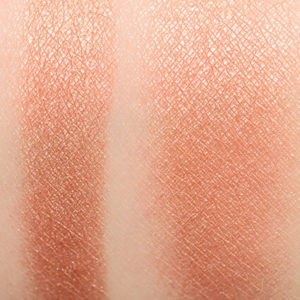 too faced tropic like it's hot bronzer natural swatch on skin