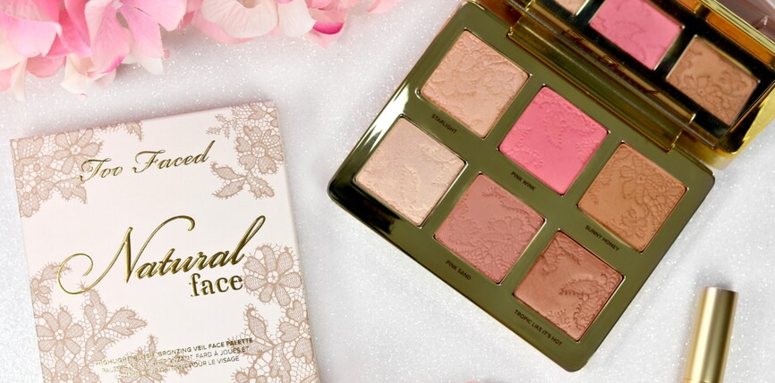 Natural Face Palette by Too Faced #6