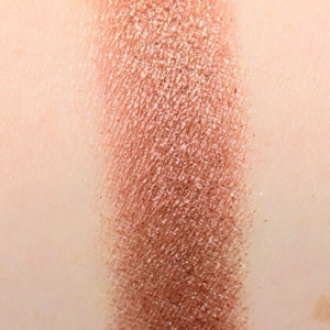05. aphrodisiac urban decay palette glare swatch on skin